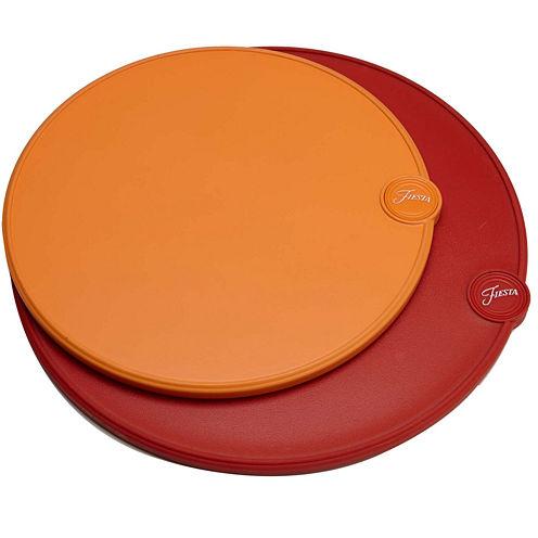 Fiesta® 2-pc. Round Cutting Board
