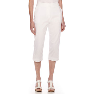 jcpenney.com | Sag Harbor Stretch Capris
