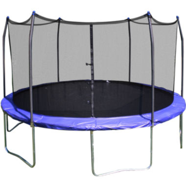 jcpenney.com | Skywalker Trampolines 12' Round Trampoline with Enclosure Net