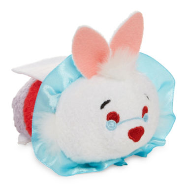 jcpenney.com | Disney Collection Small White Rabbit Tsum Tsum Plush