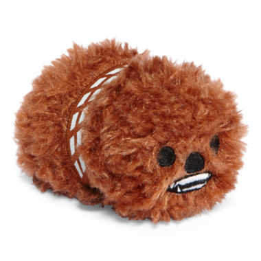 jcpenney.com | Disney Collection Small Chewbacca Tsum Tsum Plush