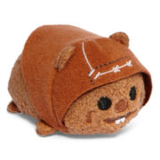 Disney Collection Small Wicket Ewok Tsum Tsum Plush
