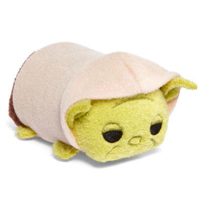 Disney Collection Small Yoda Tsum Tsum Plush