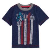Arizona Short-Sleeve Graphic Tee - Toddler Boys 2t-5t