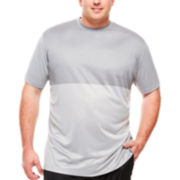 The Foundry Supply Co.™ Short-Sleeve Colorblock Tee - Big & Tall
