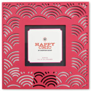 Happy Chic by Jonathan Adler Katie Laser-Cut Picture Frame