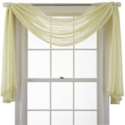 MarthaWindow™ Voile Window Scarf