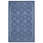 MarthaRugs™ Viewpoint Carved Rectangular Rug