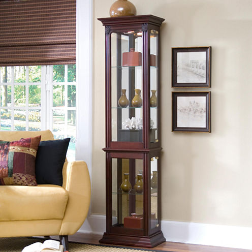 Beverly Curio Cabinet Jcpenney