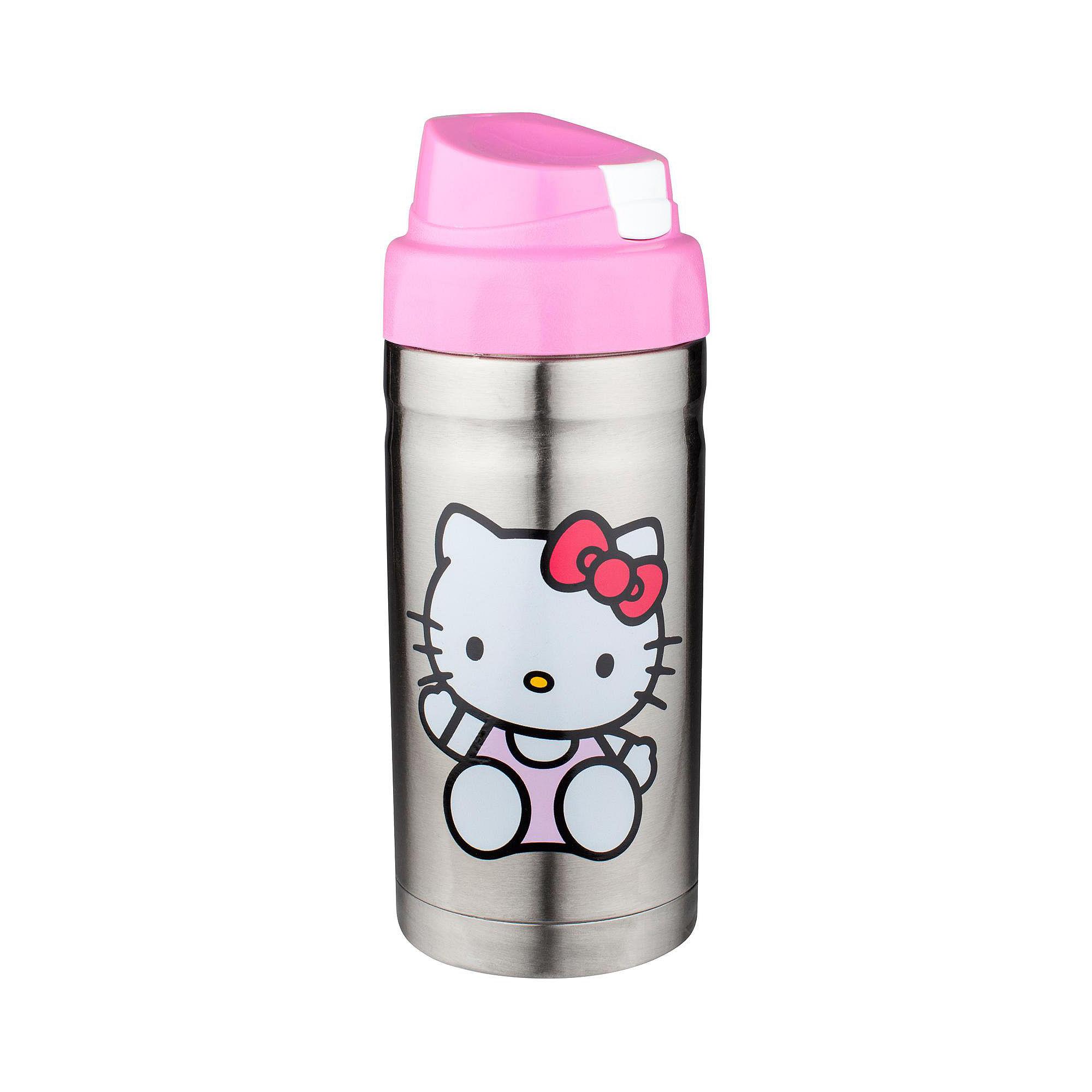 Zak Designs Hello Kitty 12-oz. Stainless Steel Canteen