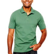 St. John's Bay® Essential Piqué Polo Shirt