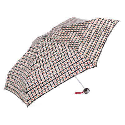 Totes Micro Compact Manual Umbrella Jcpenney