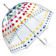 totes® Bubble Manual Umbrella