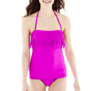 Arizona Fringe Bandeaukini Swim Top