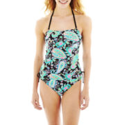 Arizona Paisley Print Bandeaukini Swim Top or Hipster Bottoms