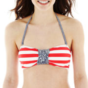 Arizona Reversible Bandeau Swim Top
