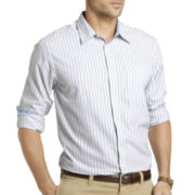 Van Heusen® Office Button-Front Shirt