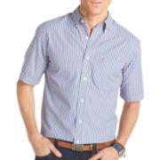 Arrow® Hamilton Short-Sleeve Poplin Shirt