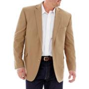 Stafford® Hopsack Blazer–Big & Tall