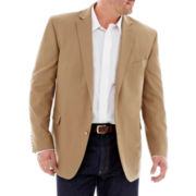 Stafford® Hopsack Blazer–Big & Tall