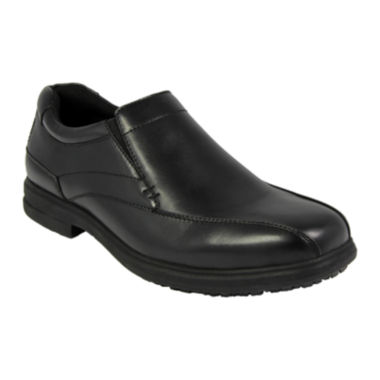 jcpenney.com | Nunn Bush® Sandford Mens Work Slip-On Shoes