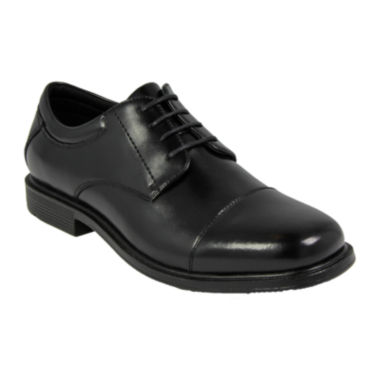 jcpenney.com | Nunn Bush® Jordan Mens Cap-Toe Oxfords