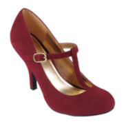 Journee Collection Lisa Pumps in Wide Width