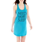 Sleep Riot Racerback Nightshirt