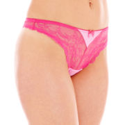Marie Meili Viviacious Thong Panties