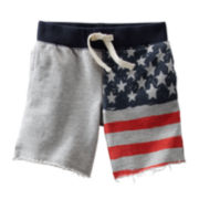 OshKosh B'gosh® French Terry Shorts - Preschool Boys 4-7