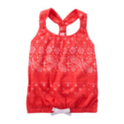 OshKosh B'gosh® Bandana Tank - Preschool Girls 4-6x