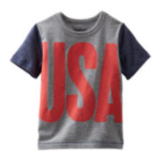 OshKosh B'gosh® Graphic USA Tee - Toddler Boys 2t-5t