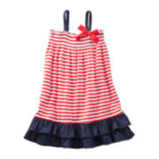 OshKosh B'gosh® Ruffle Jersey Dress - Toddler Girls 2t-5t