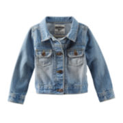 OshKosh B'gosh® Denim Jacket - Toddler Girls 2t-5t