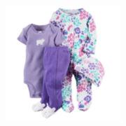 Carter's® 4-pc. Take Me Home Set - Baby Girls newborn-9m