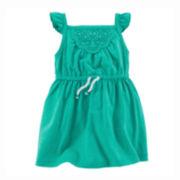 Carter's® Crochet Dress - Baby Girls newborn-24m