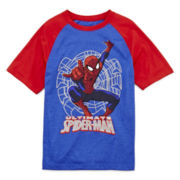 Spider-Man Raglan Tee - Boys 8-20