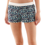 Soffe® Low-Rise Print Shorts