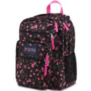 Jansport® Big Student Lipstick Pink Tea Rose Backpack