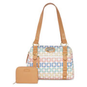Rosetti® Edge Out Satchel Bag