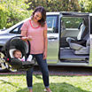 Graco® Glacier SnugRide™ 30 LX Click Connect Car Seat