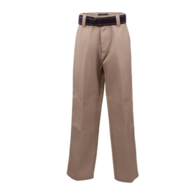 jcpenney.com | U.S. Polo Assn.® Belted Pants - Preschool Boys 4-7