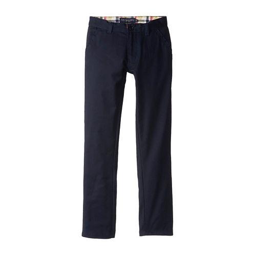 U.S. Polo Assn.® Skinny Twill Pants - Preschool Girls 4-6x