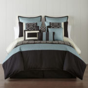 Home Expressions™ Carter 10-pc. Comforter Set