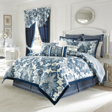 jcpenney.com | Croscill Classics® Diana 4-pc. Comforter Set & Accessories