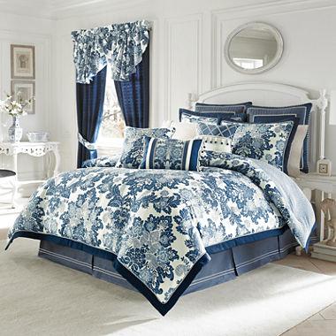 jcpenney com   Croscill Classics  Diana 4 pc  Comforter Set   Accessories. Croscill Classics  Diana 4 pc  Comforter Set   Accessories   JCPenney