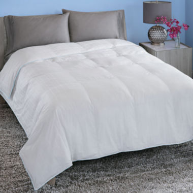 jcpenney.com | Spring Air® Luxury Loft Medium-Warmth Down-Alternative Comforter