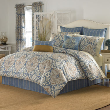 jcpenney.com | Croscill Classics® Wainscott Medallion 4-pc. Comforter Set & Accessories