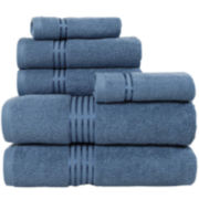Hotel 6-pc. Egyptian Cotton Bath Towel Set
