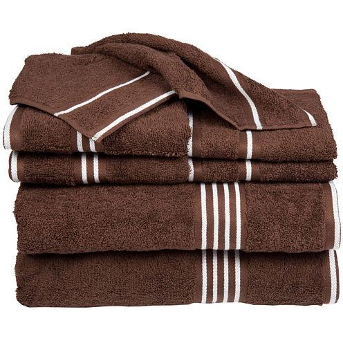 Cambridge Home Rio 8-pc. Egyptian Cotton Bath Towel Set